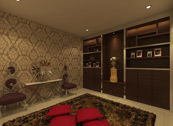 Flooring & Wall Covering